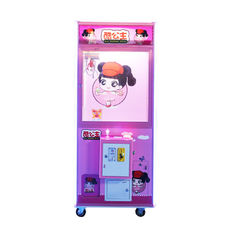 Logo tùy chỉnh Toy Claw Grabber Machine / Stable Crane Game Machine