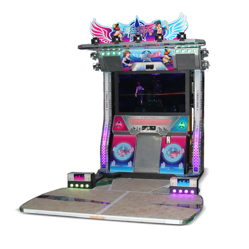 Music Simulator Pump It Up Arcade Machine 2 Máy chơi game Dancing nhà cung cấp